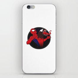 SPIDEYBURSTER iPhone Skin