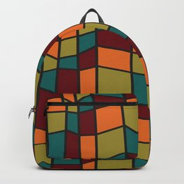 Colorful bahaus Backpack