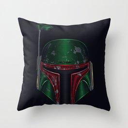 StarWars   Boba Fett Throw Pillow