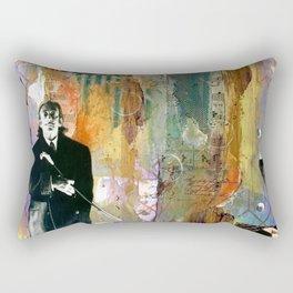 Hello Dalí Rectangular Pillow