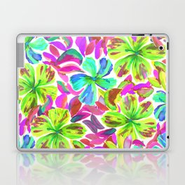 KALIA - LIME Laptop & iPad Skin