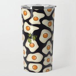 fried eggs Travel Mug