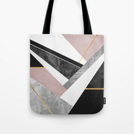 Lines & Layers 1 Tote Bag