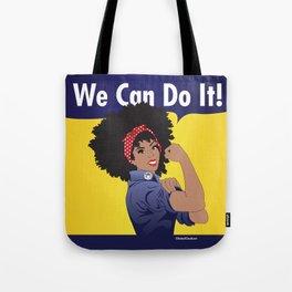 Naturally Revolutionary  Tote Bag