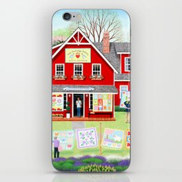Springtime Wishes iPhone Skin