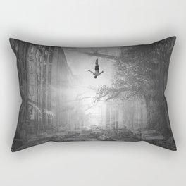 City Jump Rectangular Pillow