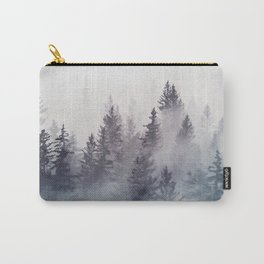 Winter Wonderland - Stormy weather Carry-All Pouch