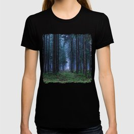 Green Magic Forest - Landscape Nature Photography T-shirt