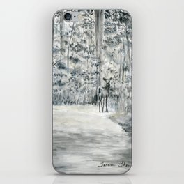 Follow Me by Teresa Thompson iPhone Skin
