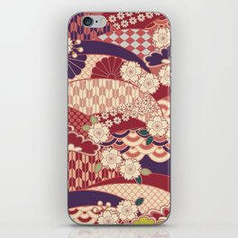Chiyogami iPhone Skin