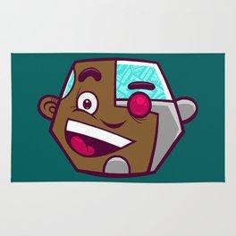 Mr. Roboto Rug
