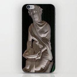 Statue. iPhone Skin
