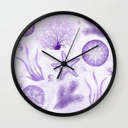 Happy Ocean Wall Clock