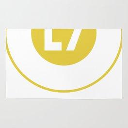 L7 Logo Rug