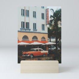 Art Deco Heaven, Miami Beach Mini Art Print