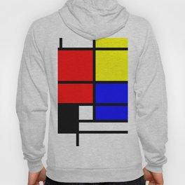 Mondrianista Hoody