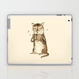 Accordion Tiger Laptop & iPad Skin
