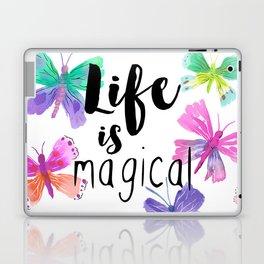 Life is Magical Laptop & iPad Skin