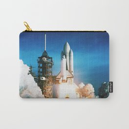 Space Shuttle Launch Carry-All Pouch