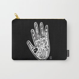 Hand tattoo Carry-All Pouch
