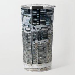 Kowloon City Wall Travel Mug