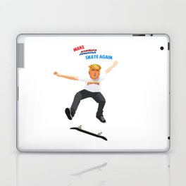 Make America Skate Again Laptop & iPad Skin