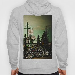 The rides of Millet Hoody