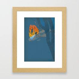 AKUE PRINTS /SEREDINA/VOL1 Framed Art Print