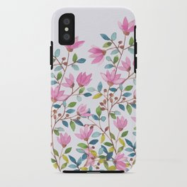 flowers 477 a iPhone Case