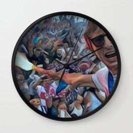 Modric Wall Clock