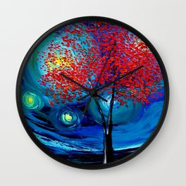 Story of the Tree Act XLI Wall Clock