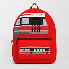Toronto TTC Streetcar Backpack