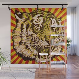 Fierce Wall Mural