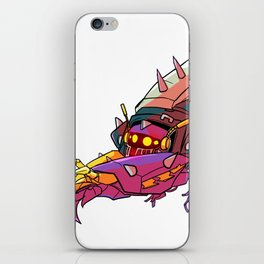 Bob! iPhone Skin