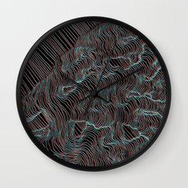 Alter Ego Wall Clock