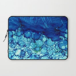 Under The Waves Laptop Sleeve