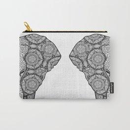 Elephant mandala Carry-All Pouch