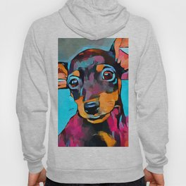 Miniature Pinscher Hoody