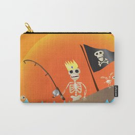 s/h/el/l/fish (voluntary human extinction: part ii) Carry-All Pouch