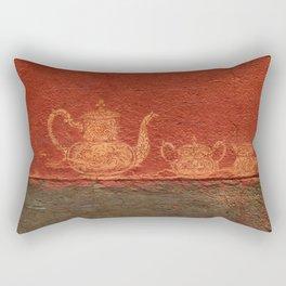 Caipirinha de Café Rectangular Pillow