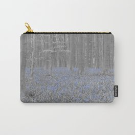 Blue Hyacints Carry-All Pouch