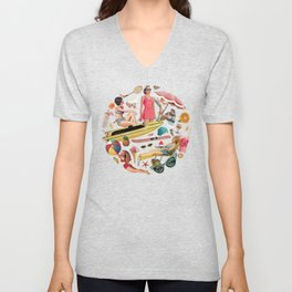 Out of Office Unisex V-Neck