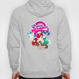 My Social Networks - My Little Pony Parody Hoody