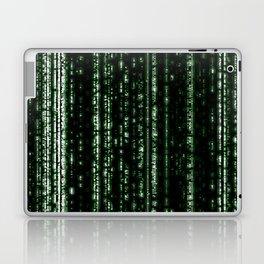 Streaming Mathematical Array Laptop & iPad Skin