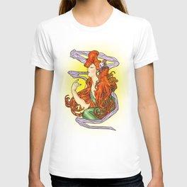 Lady Mucha T-shirt