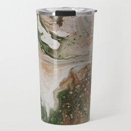 Kirsten Paint Pour Travel Mug
