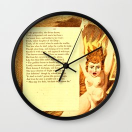 "From ""Night-Thoughts"" Wall Clock"