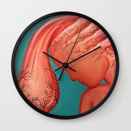 Migraine No 1 Wall Clock