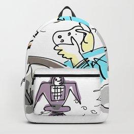 The Ultimate Gamer Backpack