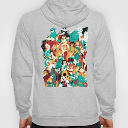 Mouse House Heroes Hoody